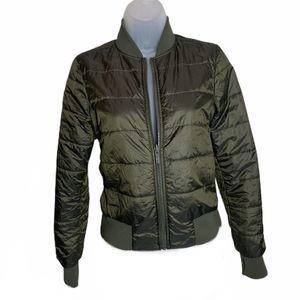 Lululemon Non-Stop Bomber Reversible Jacket Size 4
